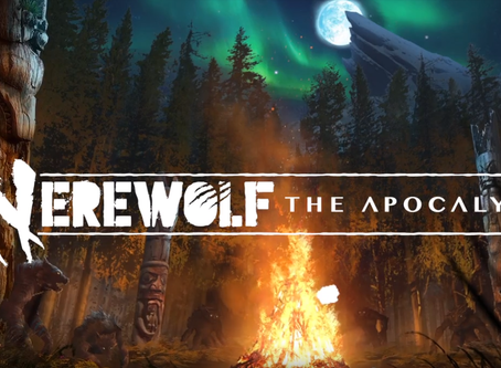 HUNTERS ENTERTAINMENT ANNOUNCES PARTNERSHIP FOR WEREWOLF: THE APOCALYPSE 5TH EDITION