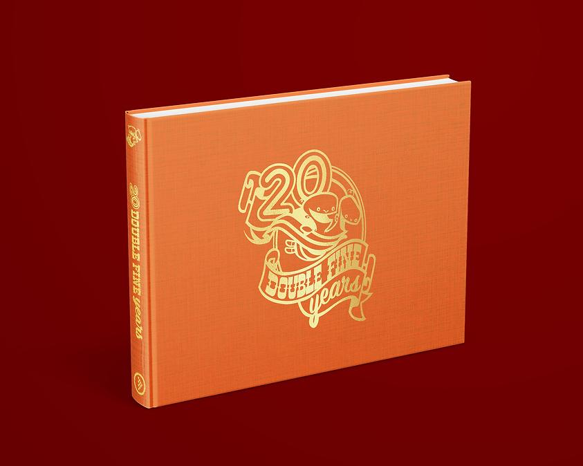 Double Fine - 20th Anniversary Artbook - LEGEND EDITION