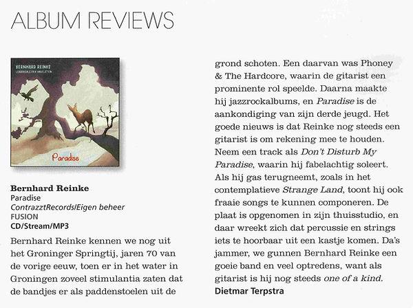 Jazzism - recensie maart-april 2020 - sm