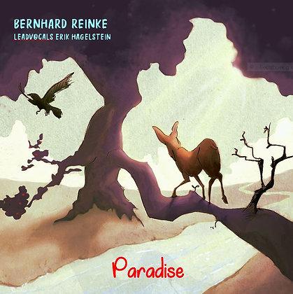'Paradise' - cd - April 2019