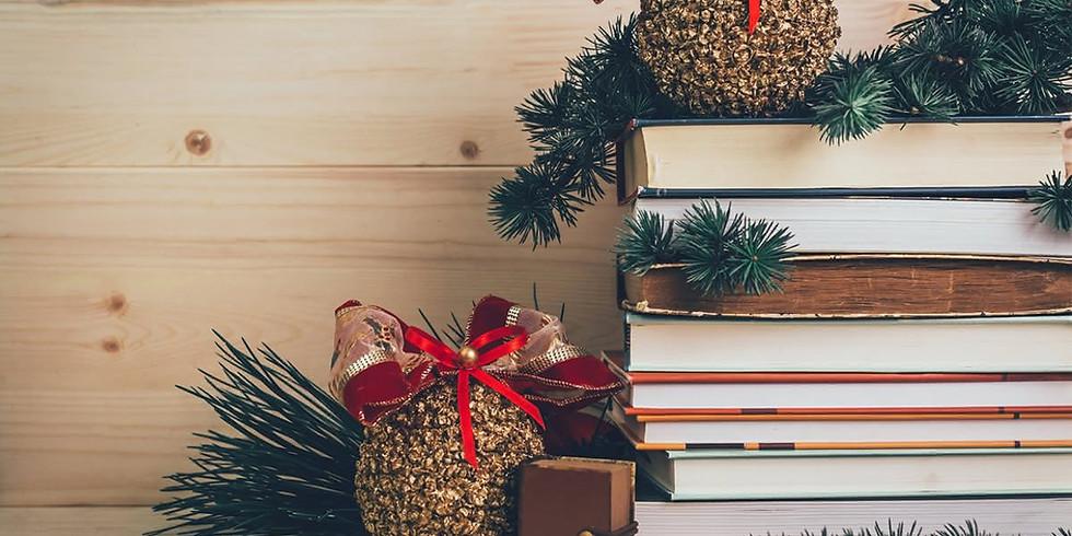 Онлайн видео-подкаст «С новой книгой в Новый год»