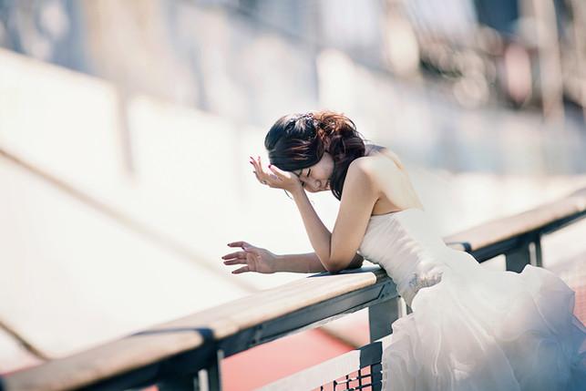 뉴욕 웨딩 사진 - C!el by Studio Berry.