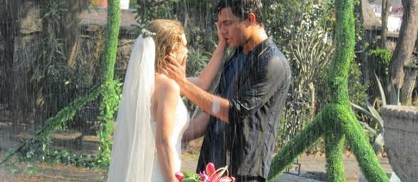 """""""Kochać to za mało"""" – Odcinek 8: Rafael przyrywa ślub Pauliny!"""