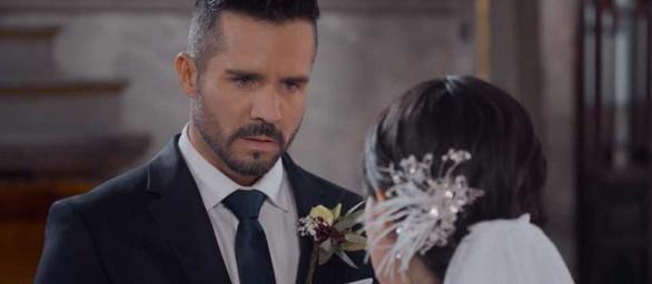 """""""Z miłości do dziecka"""" – Odcinki 15-19: Pedro porzuca Ginę przed ołtarzem"""