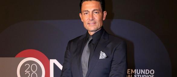Fernando Colunga zaskoczył charakteryzacją do nowej produkcji