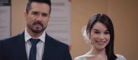 """""""Z miłości do dziecka"""" – Odcinki 49-53: Pedro i Gina biorą ślub!"""