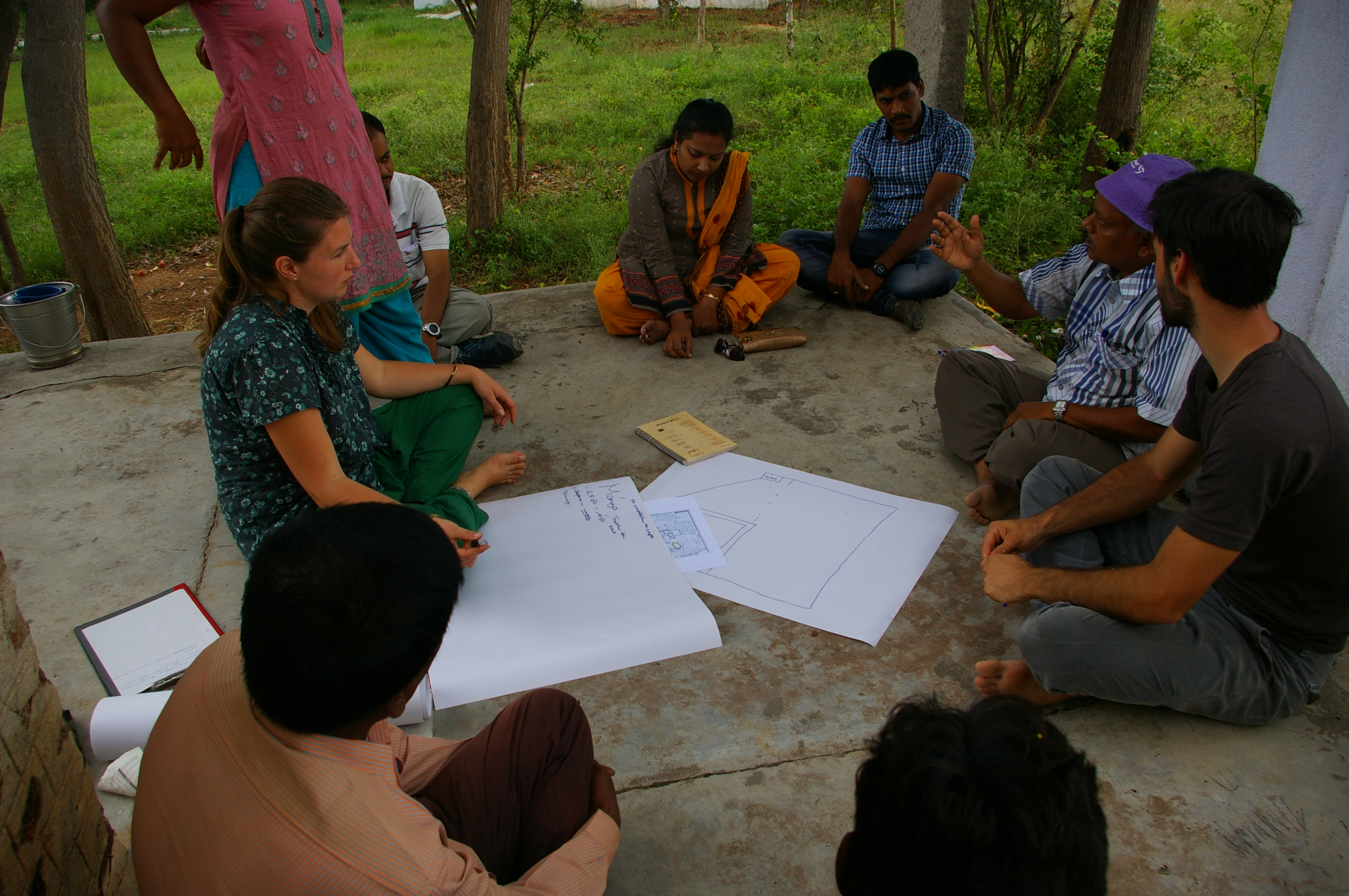 Discussion and project planning