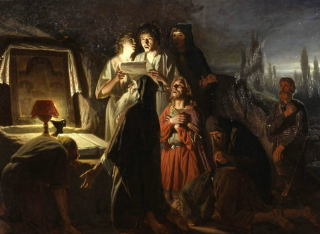 """""""Eucaristía, persecución de la Iglesia, y 'nuevas catacumbas'..."""""""