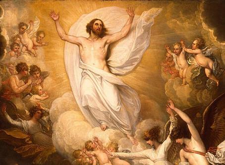 Ascender con Cristo