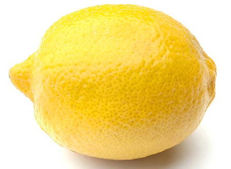 When is a lemon not a lemon?