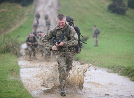 Train hard, fight easy and the art of war