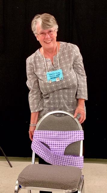 Barbara Lindell 10-9-19
