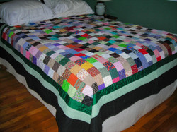 Carol Johnson - My First Quilt