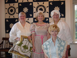 2008 WVQG Members-Warwick Historical Society