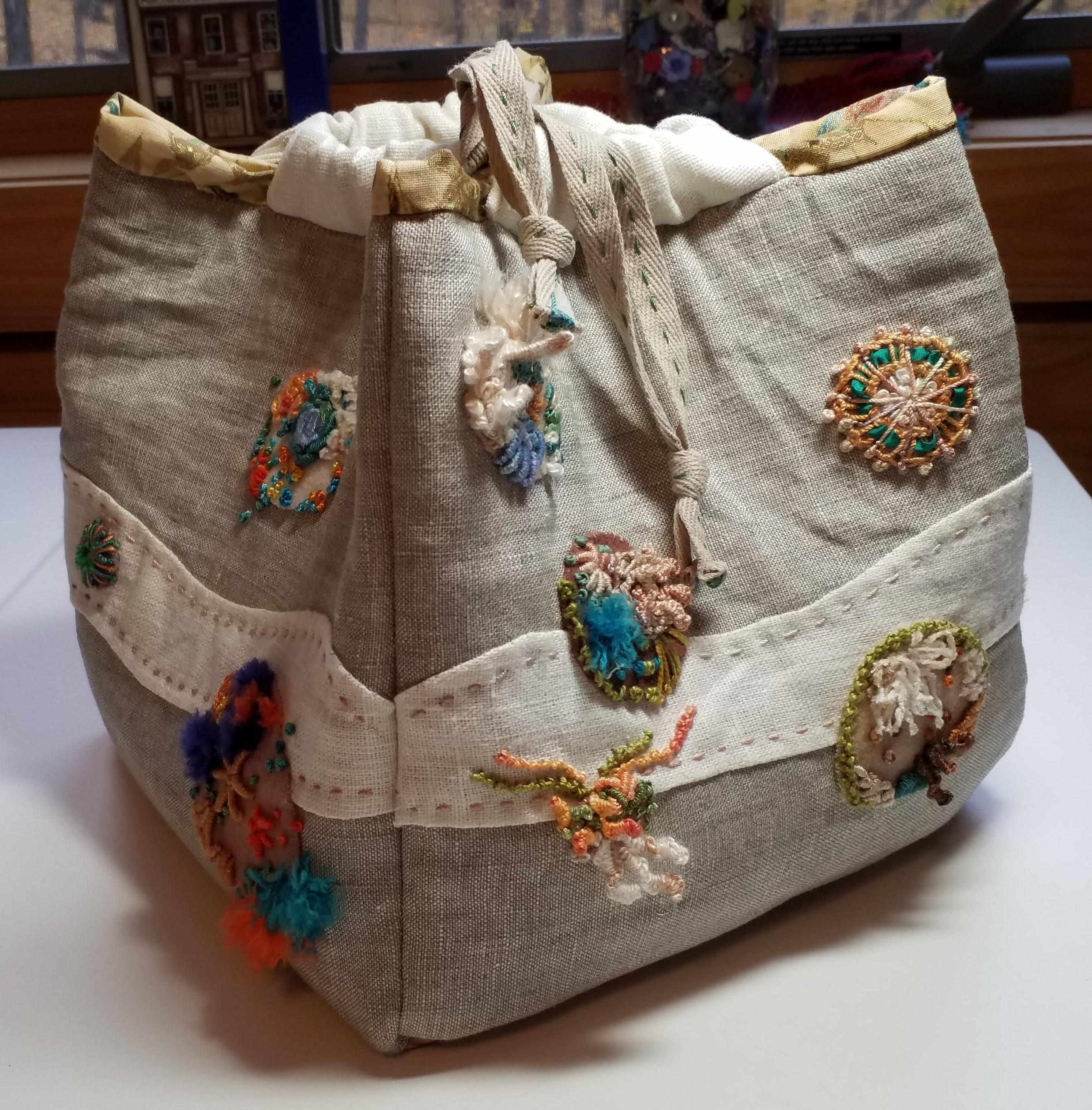 Arlene Delloro - Rice Bag