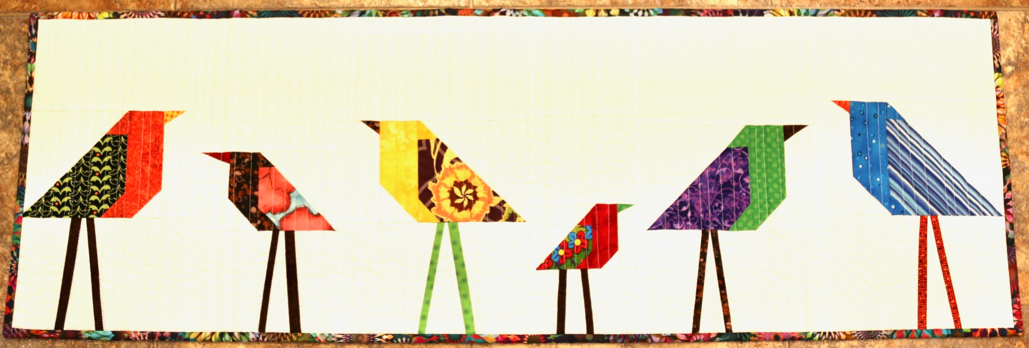 Cheryl Gould - For the Birds