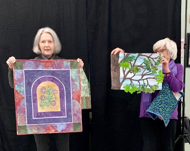 Daryl Ferber & Susan Zuniga a mini 1-14-