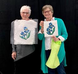Corinne Winters & Marla Silbernagel 2-25