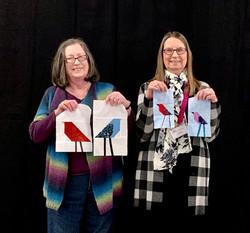 Carol A Johnson & Alice Martin 2-25-20