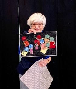 Susan Zuniga 1 11-23-19 Mini Quilt Aucti