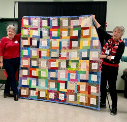 President Mary Kirchoff Quilt 12-10-19