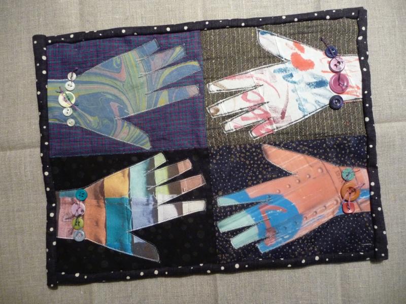 Louise Hutchison - Hands