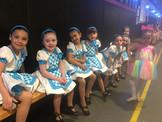 Backstage cuties