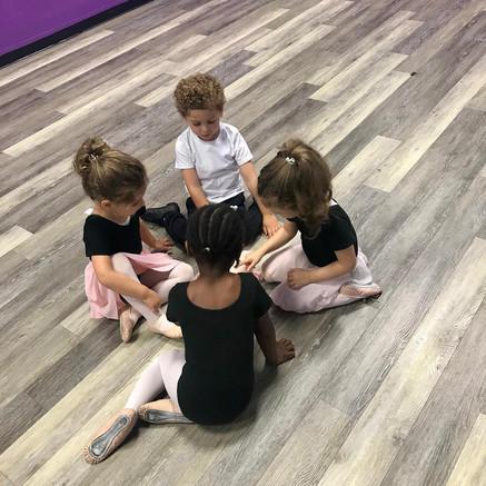 Creative ballet 1
