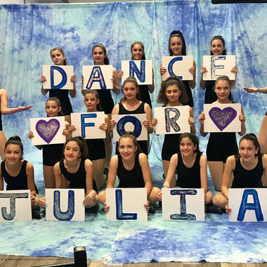 Dance For Julia