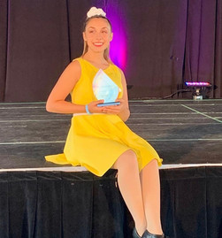 Arianna Alati - the 2020 Julia Riccobenne Award recipient