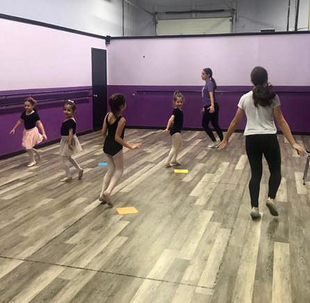 Creative Ballet 2-3