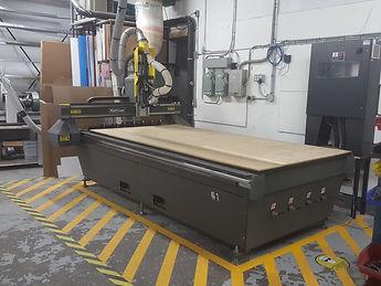 Impression grand format et découpe CNC