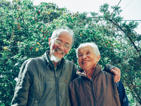 Aging Parents and Money