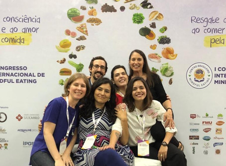 I Congresso Internacional de Mindful Eating
