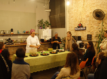 Delícias do Mindful Eating & Cooking