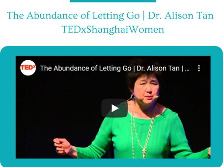 Deixar ir - TED Dra. Alison