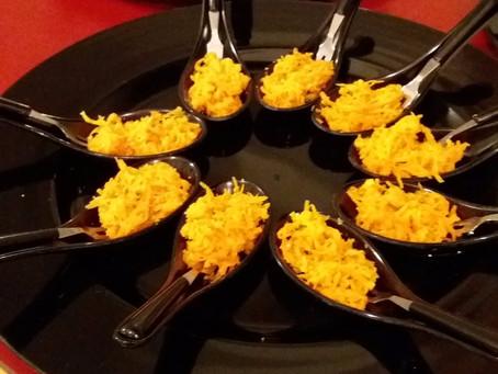 Saladinha de Cenoura Thai
