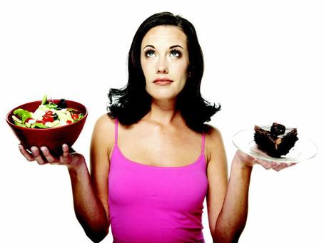 Como lidar com os desejos intensos por comida?