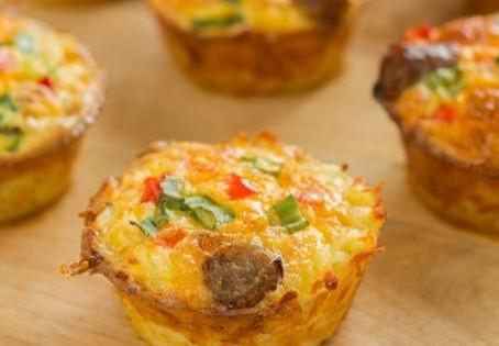 Muffins de legumes