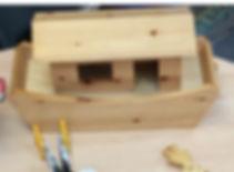 Noah's ark donation image
