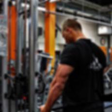 Keep working! #gym #fitness #triceps #su