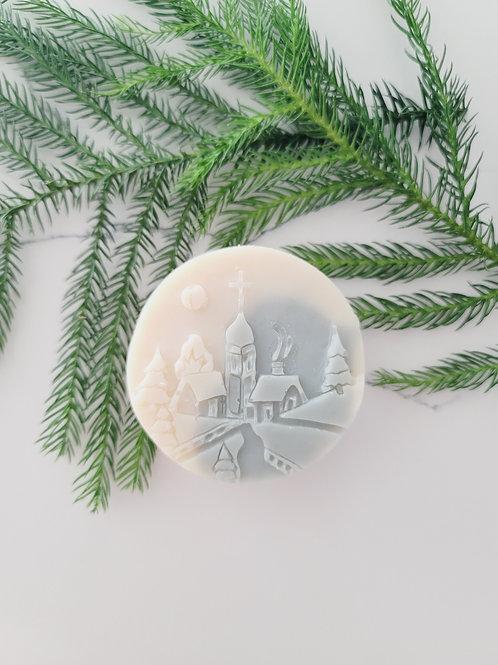 Winter Wonderland soap