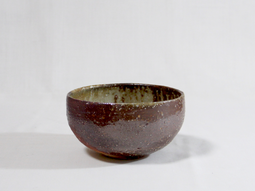 薪窯焼き締め 鉢