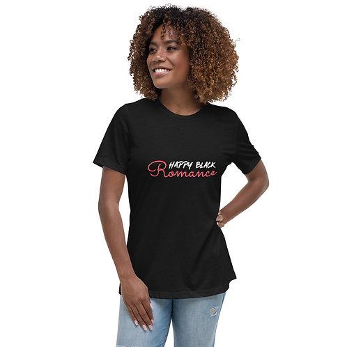 Happy Black Romance T-shirt