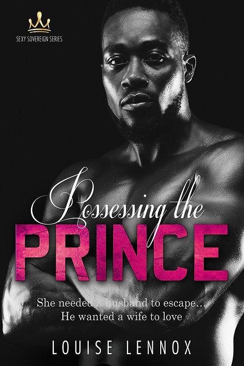 Possessing the Prince Paperback