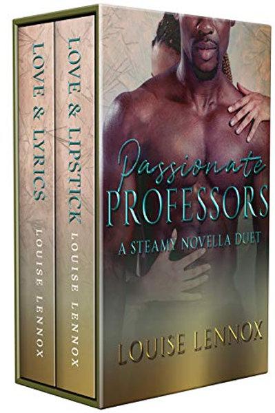 Passionate Professors: A Steamy Novella Duet