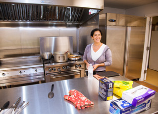 The True Light Kitchen Grand Opening was a Huge Success.  Thank you Chef Celina Tio!