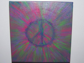 Peace Sign 2 sold 2010