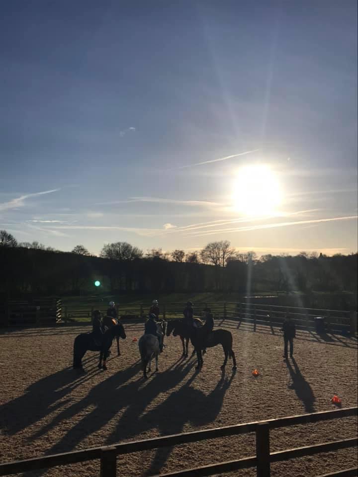 The sun always shines at Risebridge