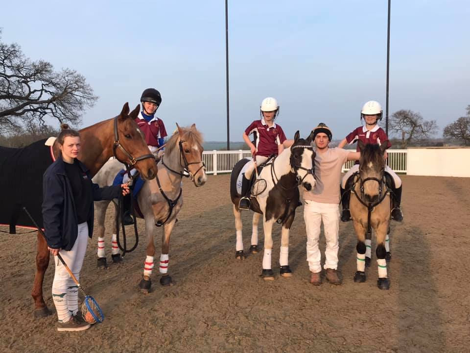 Arden Polocrosse Club Training Day